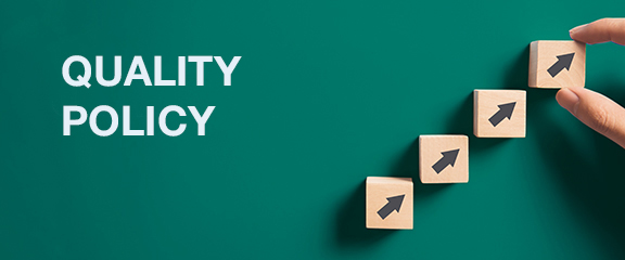 Quality Policy - Kao Spain