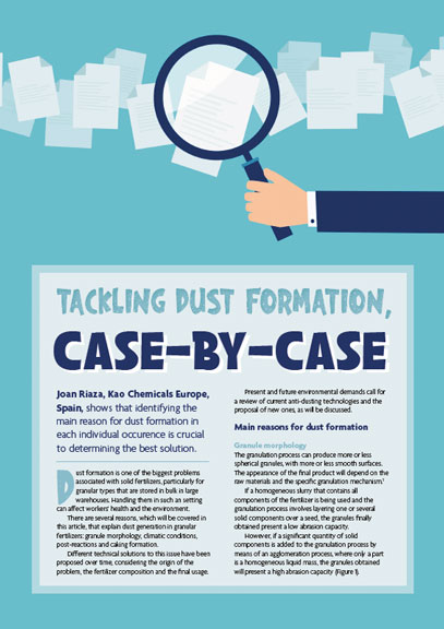 Tackling dust formation: case-by-case