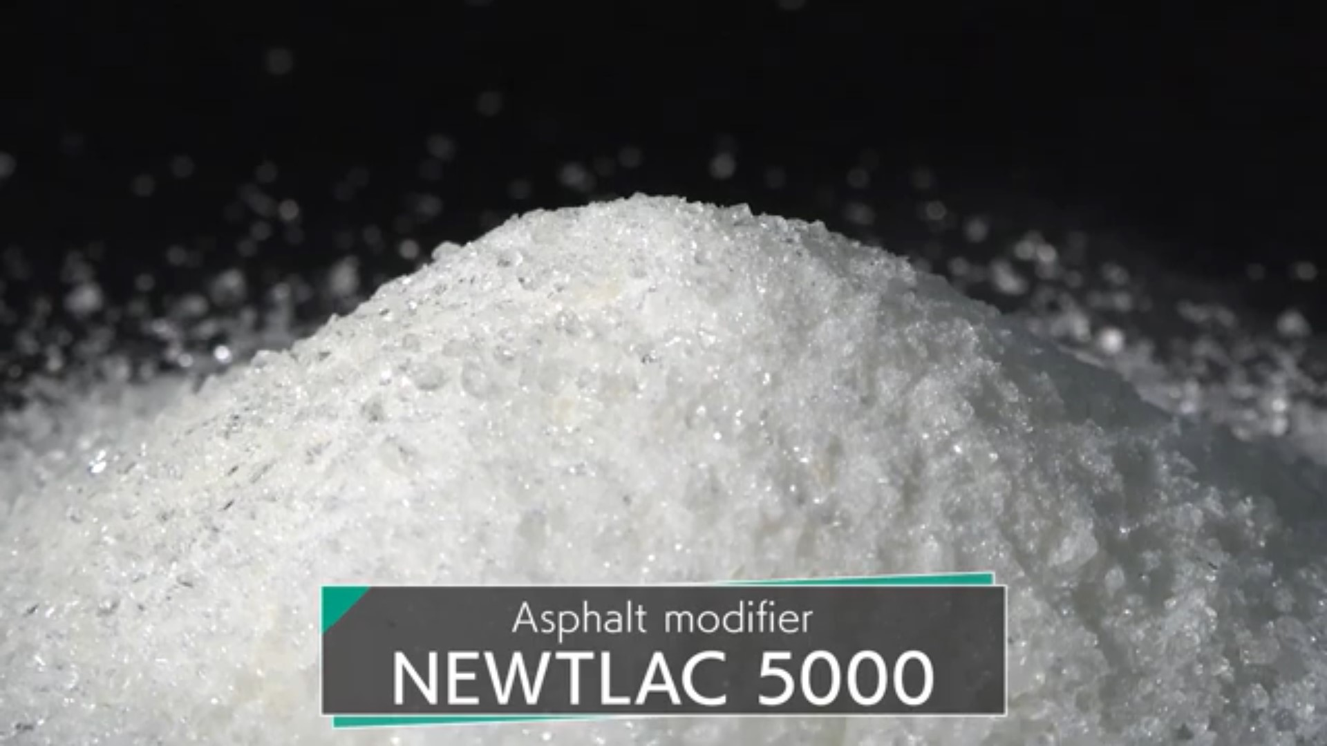 Highly Durable Asphalt Modifier Made from Waste PET Developed at Kao Corporation
