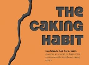 Breaking the caking habit